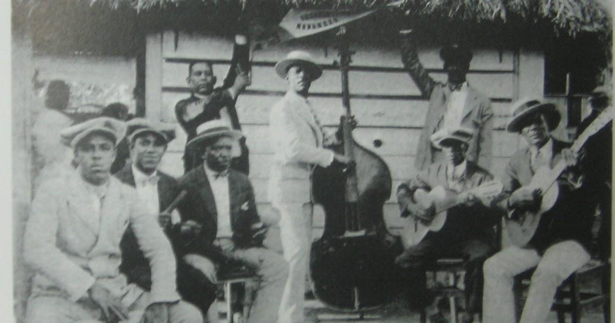 bachata original historia